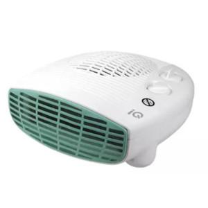 Αερόθερμο Δαπέδου IQ HT-1419 1000/2000W πλακέ με Επιλογή Θερμού/Ψυχρού αέρα