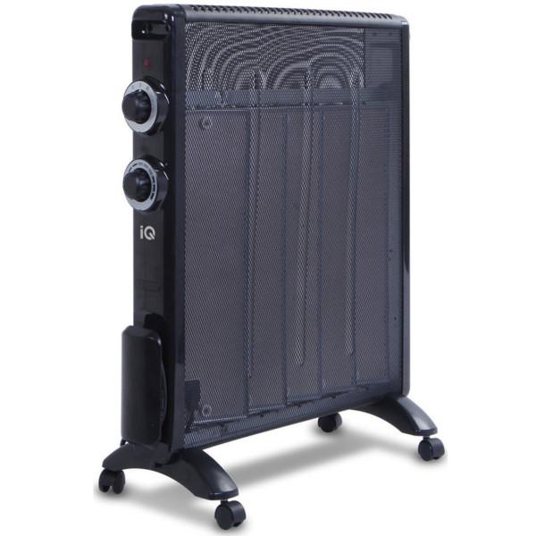 Θερμοπομπός MIΚA IQ HT-1432 1500/2500W 5 ΦΕΤΕΣ Μαύρο