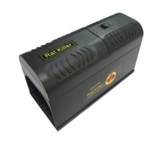 Ηλεκτρική Παγίδα Ποντικιών 74T4 Telco ( GH-190 ) Μαύρη