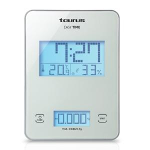 Ψηφιακή Ζυγαριά Κουζίνας TAURUS Easy Time 3Kg