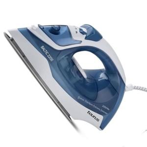 Σίδερο Ατμού Taurus BALTIC 2200 2200W Λευκό Μπλε με Πλάκα Αργύρου