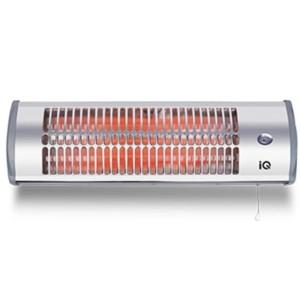 Θερμάστρα Xαλαζία Τοίχου 1500W (QUARTZ) iQ HT-1406