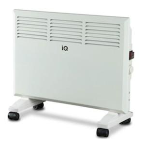 Θερμοπομπός Panel IQ 1433 1500W Με Ροδάκια