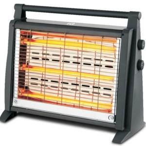 Θερμάστρα Χαλαζία-Quartz 1200/1800W IQ HT-1475