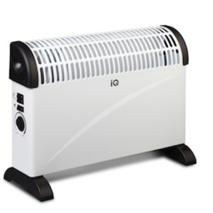 Θερμοπομπός Convector Heater 2000W IQ HT-1484