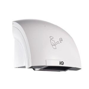 Στεγνωτήρας Χεριών IQ HO-801 1100W για Ξενοδοχεία με Πρίζα Επίτοιχο