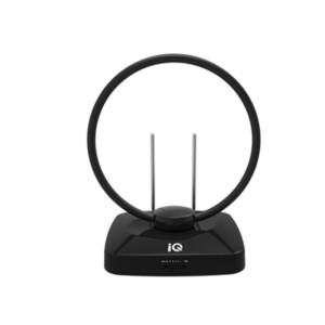 180185-508-Κεραία Τηλεόρασης Εσωτερική για Ψηφιακό Σήμα με Ενισχυτή  IQ ANT-185
