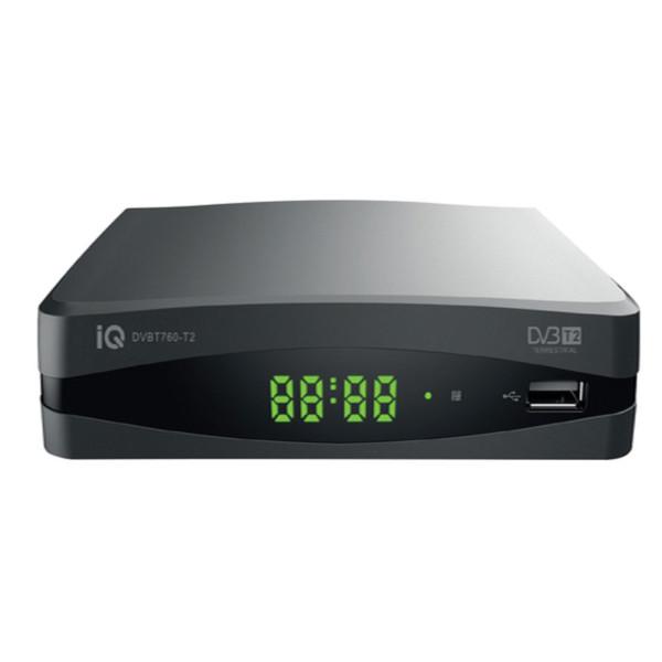 Επίγειος Ψηφιακός Δέκτης Αποκωδικοποιητής IQ DVBT760-T2