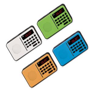 Ραδιόφωνο PR-140 IQ με Μπαταρία Επαναφορτιζόμενη Ψηφιακό σε 4 χρώματα