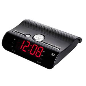 Ψηφιακό ΡΑΔΙΟ-ΡΟΛΟΙ με Διπλό Ξυπνητήρι IQ CR-027