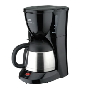 Καφετιέρα IQ EX-2026 Ανοξείδωτο Θερμός 1lt 800W