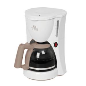 Καφετιέρα IQ CM-130 Terra 1.2lt 800W 12 Φλυτζάνια