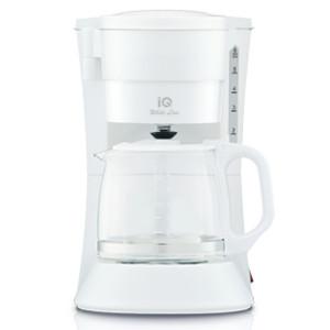 Καφετιέρα IQ CM-150 White 600W 6 Φλυτζάνια