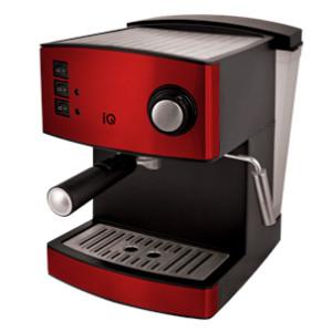 1806156-447-Καφετιέρα Μηχανή Espresso IQ CM-170R Rosso 850W 15Bar