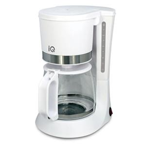 1806156-462-Καφετιέρα IQ CM-160 Λευκή 680W 10 Φλυτζάνια