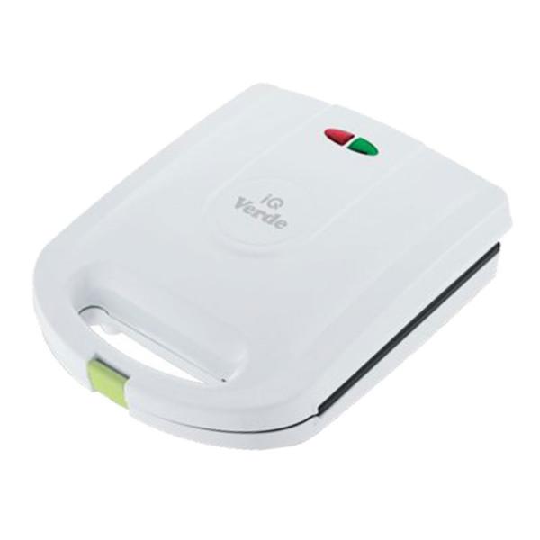 ΤΟΣΤΙΕΡΑ - Σαντουϊτσιέρα 1000 IQ ST-647 Verde Λευκή/Πράσινη για 4 Τόστ