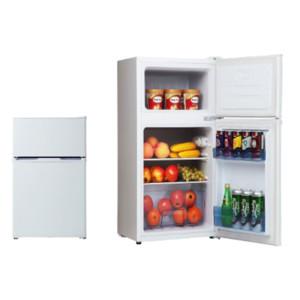 Ψυγείο Δίπορτο IQ RF-506 71litr με Φώς και Συρτάρι και Κατάψυξη