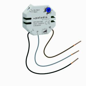 195-52412-Ρεοστάτης για LED 4-200W χωρίς Ουδέτερο