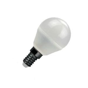 195-52424-Λάμπα LED PHILIPS Σφαιρική P45 5