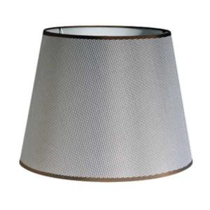 195-52464-Καπέλο Ø40 Καρό Καφε Ύφασμα CL-40-KB ARlight