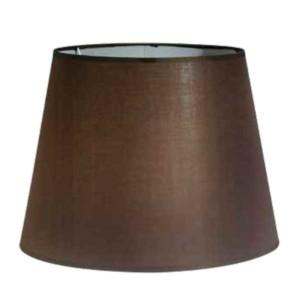 195-52469-Καπέλο Ø40 Καφέ Ύφασμα CL-40-BW ARlight