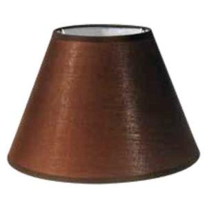 195-52473-Καπέλο Ø30 Καφέ Ύφασμα CL-30-BW ARlight