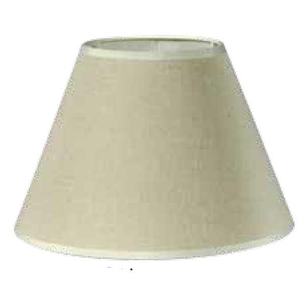 195-52475-Καπέλο Ø30 Μπεζ Ύφασμα CL-30-BG ARlight
