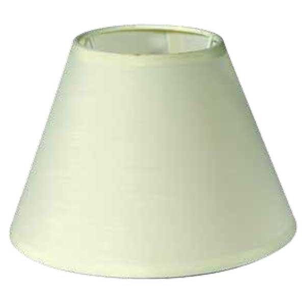 195-52479-Καπέλο Ø25 Εκρού Ύφασμα CL-25-EK ARlight