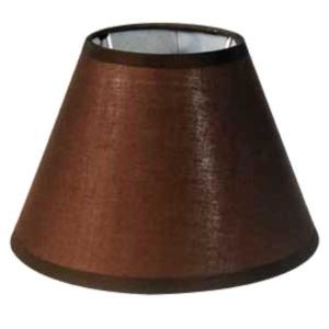 195-52481-Καπέλο Ø25 Καφέ Ύφασμα CL-25-BW ARlight