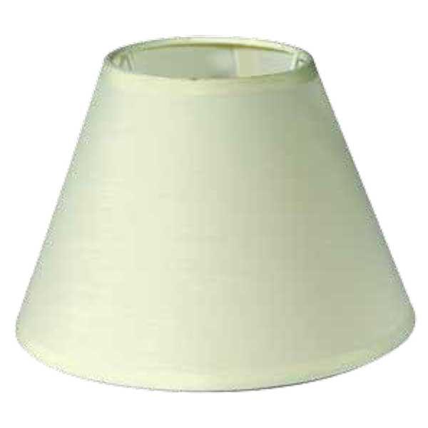 195-52488-Καπέλο Ø20 Εκρού Ύφασμα CL-20-EK ARlight