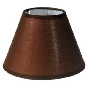 195-52490-Καπέλο Ø20 Καφέ Ύφασμα CL-20-BW ARlight