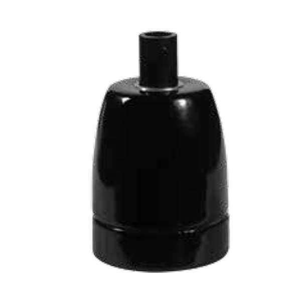 195-52523-Ντουί Μαύρο Πορσελάνης DS-250-BK
