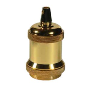195-52524-Ντουί Μεταλλικό Χρυσό Ματ Vintage DS-003-GM
