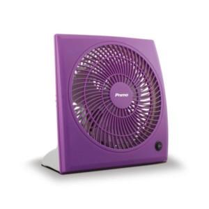 Ανεμιστήρας Box Fan 23cm PRIMO 15729 Μωβ