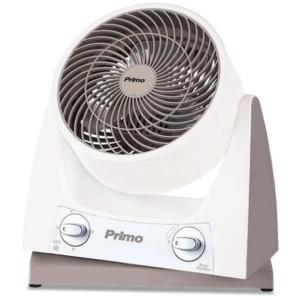 """Ανεμιστήρας Box Fan 25cm Air Circulator PRIMO EFBA 10"""" Λευκός"""