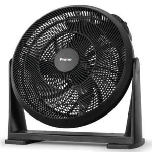 Ανεμιστήρας Επιτοίχιος Box Fan 40cm PRIMO 15745 Μαύρος