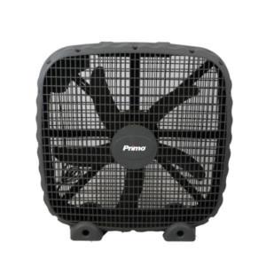 Ανεμιστήρας Box Fan Τετράγωνος 40cm PRIMO KYT50 Μαύρος