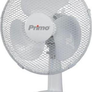 Ανεμιστήρας Επιτραπέζιος 40cm PRIMO FT-40 Λευκός