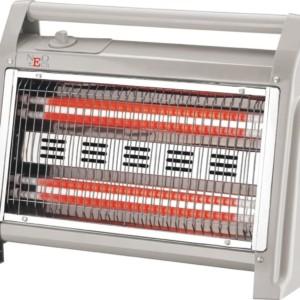 1951302-576-Ηλεκτρική Σόμπα Χαλαζία Γκρι Primo 1200W LX-2830