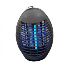 Εντομοκτόνο Ηλεκτρικό Με Τάση >800V 2W Με Ακτίνα Κάλυψης 20τμ ΚΑΡΣΟΝ 0021 Μαύρο
