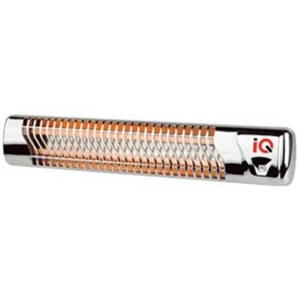 Θερμάστρα Xαλαζία Λουτρού 2x500W (QUARTZ) iQ HT-1405