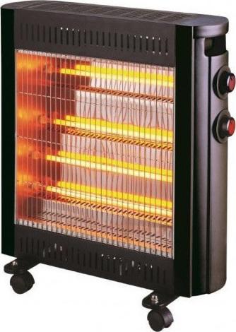 Σόμπα Χαλαζία-Quartz Primo 2400W SYH-1209D με θερμοστάτη