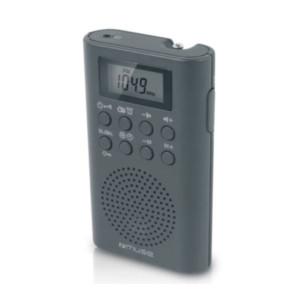 Ραδιόφωνο Ψηφιακό Muse M-02R Μπαταρίας Μαύρο