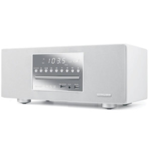 2010701-281-CD Player Bluetooth Λευκό M-680-BTCW