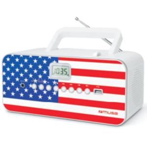 CD Player Λευκό M-28US