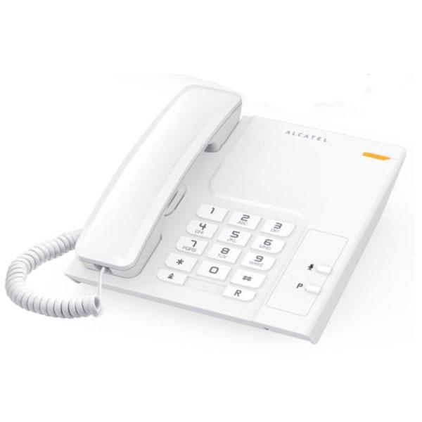Τηλέφωνο Επιτραπέζιο Alcatel T26 Λευκό