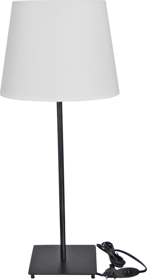 Επιτραπέζιο Φωτιστικό Πορτατίφ AM-24 Table Lamp Μεταλλικό με Καπέλο