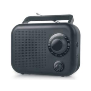 Ραδιόφωνο Muse R-210 Μπαταρίας-Ρεύματος Αναλογικό Μαύρο Buyway