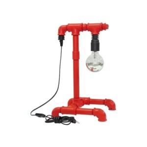 Φωτιστικό Επιτραπέζιο TUBE RED
