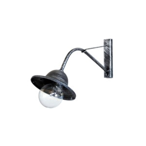 Φωτιστικό Τοίχου/Απλίκα W45-901 SILVER